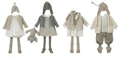 neutral layers // from Bonpoint- France: http://www.bonpoint-boutique.com/fr/bebe/