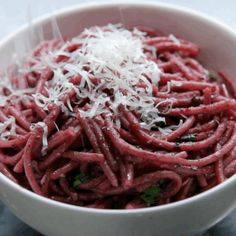 Red Wine Spaghetti Recipe by Tasty Pasta Recipes, Dinner Recipes, Cooking Recipes, Meal Recipes, Dessert Recipes, Buzzfeed Tasty, Buzzfeed Food, Dinner Dishes, Pasta Dishes