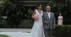 O acidente de avião que matou Eduardo Campos e outras 6 vítimas também deixou viúva esta bela noiva