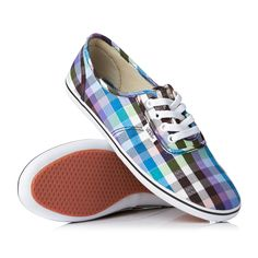 Vans Cedar Shoes - Blue/Multi