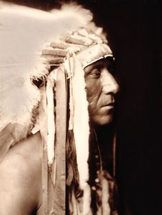 "Native American Indian, Photo on Canvas, western home decor, 20""x16"""