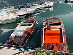 Riva Boat, Wooden Sailboat, Wood Boats, Speed Boats, Vintage Italian, Florida, Classic, Vehicles, Derby