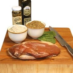 Generously large, tender and lean, this Magret duck breast is flash-frozen to preserve flavor. Buy this succulent moulard duck breast at Gourmet Food Store. Gourmet Food Store, Gourmet Recipes, Meat Online, Specialty Meats, Muscovy Duck, Wagyu Beef, Frozen, Pork, Breast