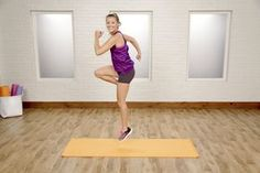 10-Minute Leg-Sculpting, Hot-Pants Workout: Sculpt lean, strong legs with a short and challenging workout.