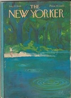 The New Yorker Magazine August 27 1966