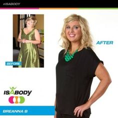 Breanna B has done an Amazing Job and You can too!  http://jmcgovernar.isagenix.com/