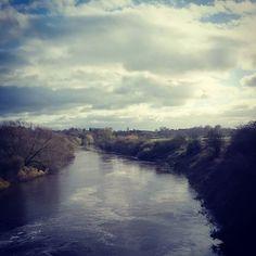 #Worcester #walk #riverside