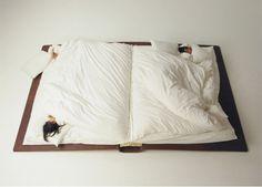 Book Bed by Yusuke Suzuki