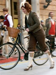 tweed ride inspire