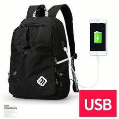 Backpack with lots of pockets within the main compartment, and outside pockets which can carry all of your necessities around you. Roomy backpack with Ipad, laptop compartment, holds up to most 15.6 inch laptop, Macbook, notebook. Made of the highest wear-resistant, best choice for you in travel, business, office, school. FREE SHIPPING.