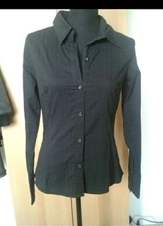 Kaufe meinen Artikel bei #Kleiderkreisel http://www.kleiderkreisel.de/damenmode/kurzarmlig/136404958-schwarze-vero-moda-bluse