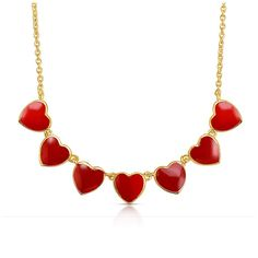 Heart-Links Necklace