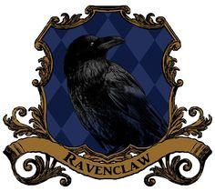Ravenclaw House Crest by SedatedArtist