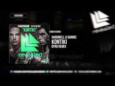 Hardwell & Dannic - Kontiki (Dyro Remix)
