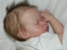 Custom LE Hattie by Cassie Peek Reborn by Angelinas Babies