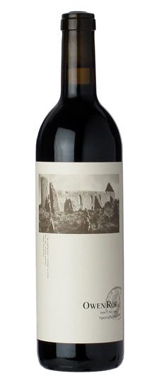 Owen Roe 'Yakima Red' 2009