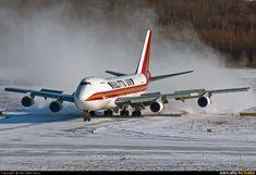 Kalitta Air Boeing 747-200F N715CK