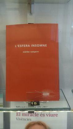 """L'Esfera insomne"" de Màrius Sempere. Alabatre."