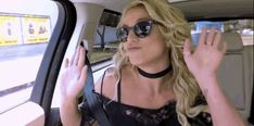 Stop Everything, Britney Spears Is Doing Carpool Karaoke