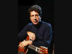 Leonard Cohen - To Love Somebody (live 1980)