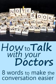 Communicating with medical staff can be particularly difficult when you have a rare disease. follow these tips to make your communication easier #ChronicPain #ChronicIllness