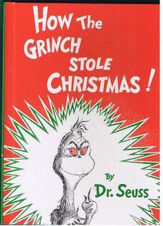 The Grinch! #PrimroseReadingCorner