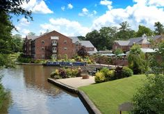 A pretty canalside hotel in the Shropshire countryside, with a Five Bubbles-rated spa - includes breakfast and optional extras
