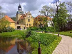 Lielstraupes Castle, Straupe, Vidzeme, Latvia