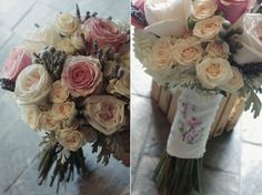 BOTANY: Vintage Bridal Bouquet