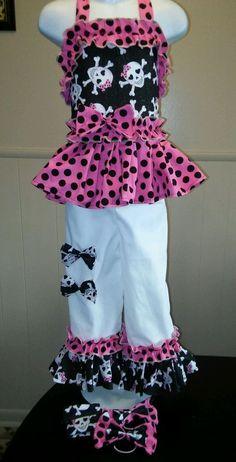 National Pageant Casual Wear OOC Wear Size 3 5T | eBay