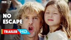 Watch the upcoming action thriller film #NoEscape Trailer here http://www.latestrailerz.com/no-escape-2015/