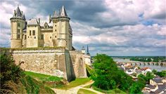 Blois Secret Escapes, Great Deals, Barcelona Cathedral, Castle, Tours, Mansions, House Styles, Building, Travel