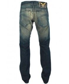 Robins Jeans - 'Dirty Distressed' Jeans Blue Robins, London Clothing Stores, Philipp Plein Jeans, Robin Jeans, Latest Fashion Design, Denim Branding, Designer Clothes For Men, Fashion Sale, Jeans Brands