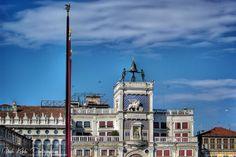 La tour de l'horloge ou Venise à l'heure des Maures