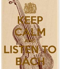 keep calm and love bach - Recherche Google