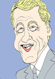 CARICATURAS DELBOY: BILL CLINTON