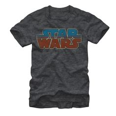 Star Wars Men's - Logo T-Shirt