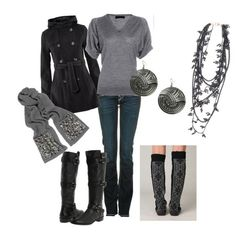 nice winter clothes