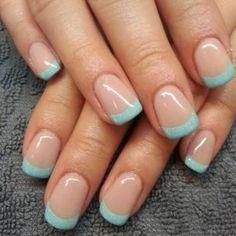 25 Easy And Natural Nail Care Tips And Tricks To Try At Home nail art nail design for short nail Mint Nail Designs, Short Nail Designs, Nail Polish Designs, Nail Art Designs, Nails Design, New Nail Colors, Nail Polish Colors, Mint Nail Polish, Nail Care Tips