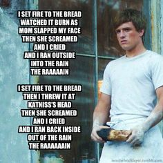 Awww I love Peeta