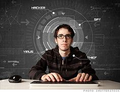 Sometimes after a black hat gets caught, they find themselves suddenly on the white hat side with the opportunity to help government agencies or start a security company. Create Strong Password, Hack Password, Black Hat Seo, Top Careers, Website Security, Seo Techniques, Computer Security, Career Development, Good Job