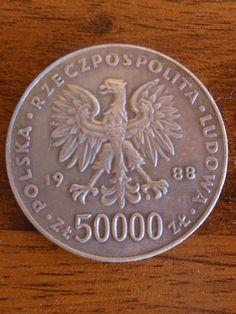 Poland Country, Coins, The Past, Retro, Poland, Historia, Mid Century