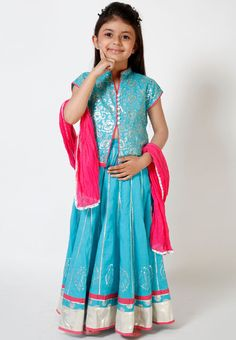 #kids lehengas #jabongworld #kids lehenga