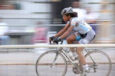 Ayesha McGowan is working at becoming the first African-American female professional cyclist.Like SheHeroes, Ayesha also believesyou've got to see it, to be it. While cycling Ayesha couldn't help but notice that the vast majority of cyclists were white and there was not a lot of racial diversity in the sport. She wants to change that and encourage more young girls and women of color to consider the sport.