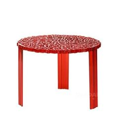 T-Table 28 cm - rouge
