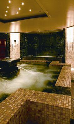 Spa Whirlpool Bath
