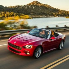 How does it stack up against its topless sister from Mazda? -  2017 Fiat 124 Spider : Review  Via Gunaxin/Philip van der Vossen