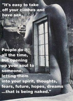 truth..