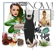 """YOINS II / 5"" by ramiza-rotic ❤ liked on Polyvore featuring Lulu Frost, DANNIJO, Martha Stewart, women's clothing, women's fashion, women, female, woman, misses and juniors"