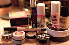 Benefit Cosmetics. Another favorite.  I have most of these and they are all miracle workers!